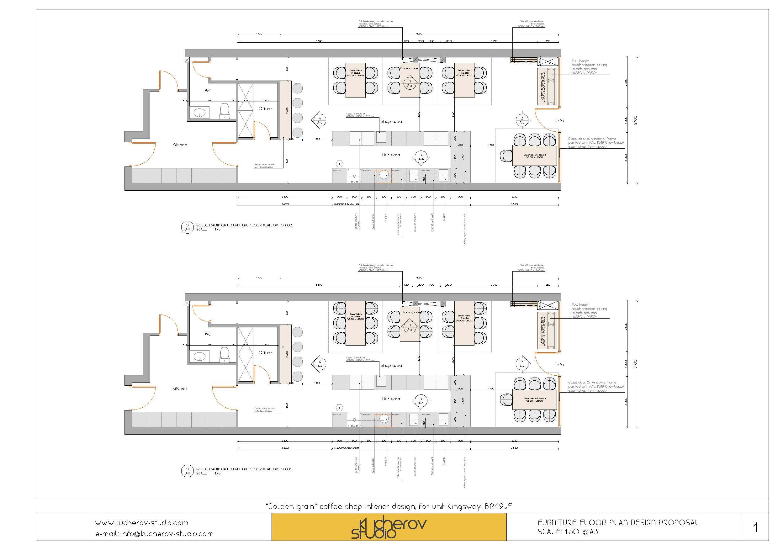 Kucherov Studio Architectural Visualisation